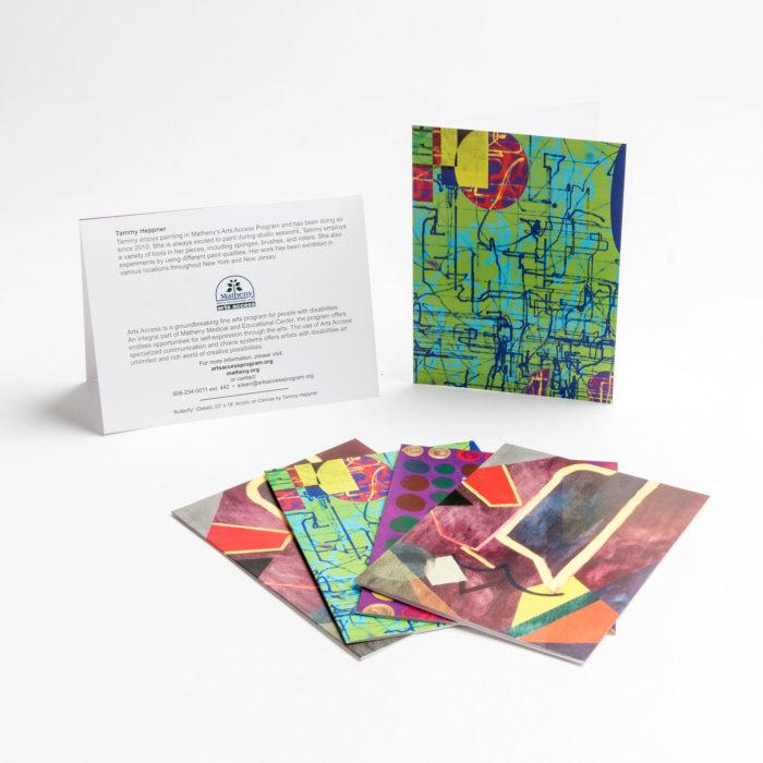 Matheny Note Cards