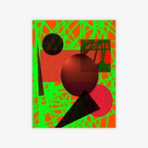 Orange by Camille Van Valen