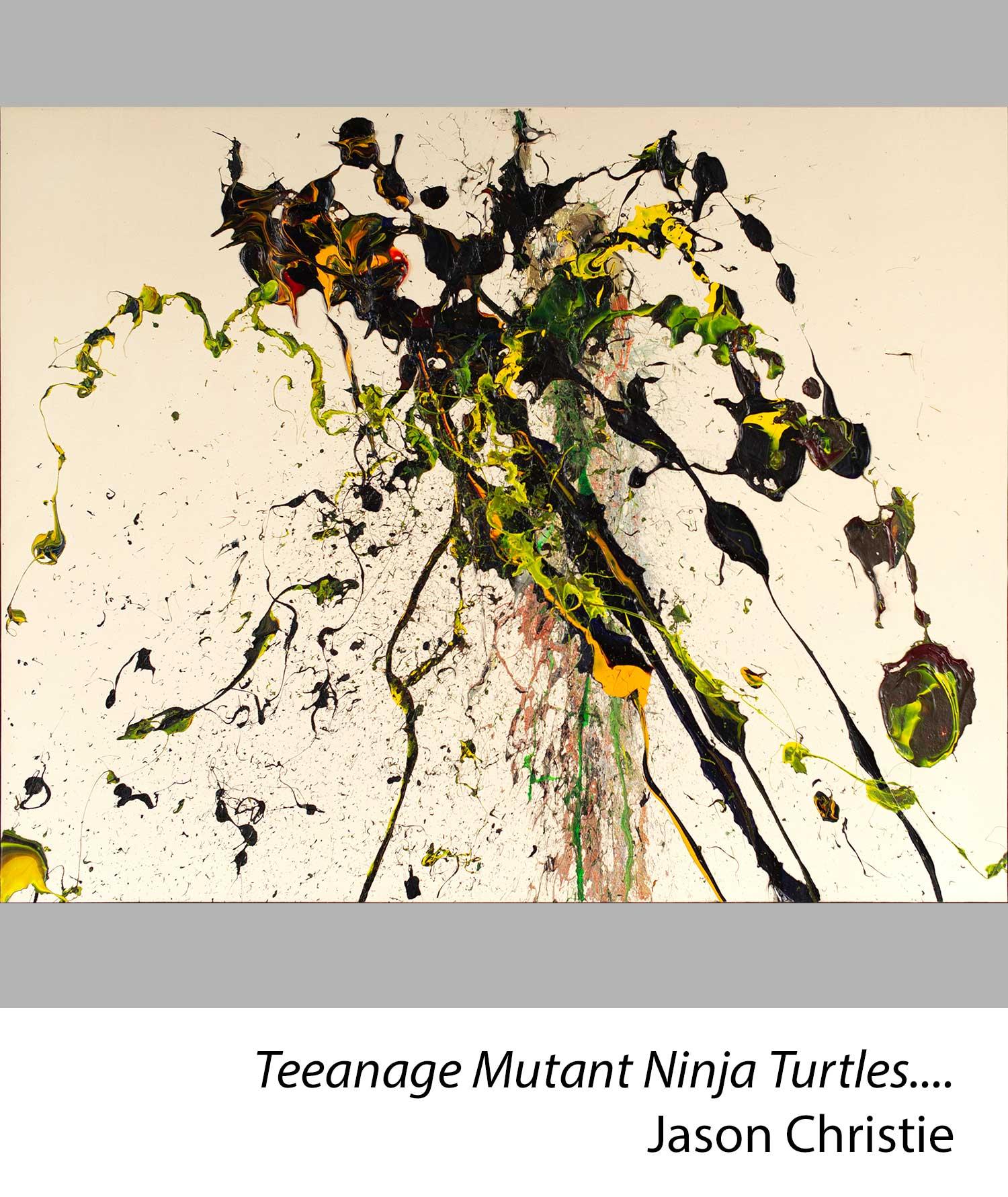 Teenage Mutant Ninja Turtle by Jason Christie