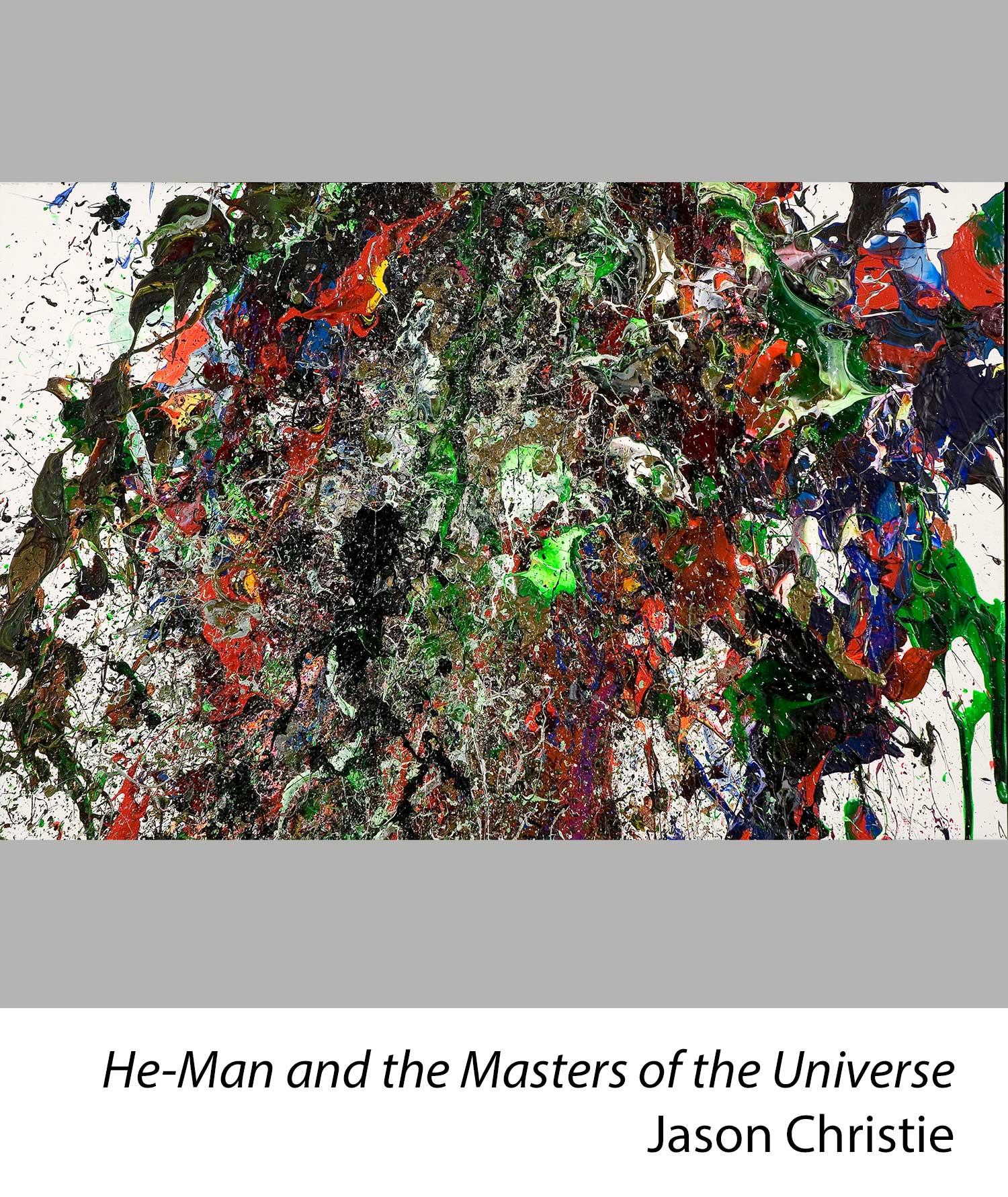 He-Man by Jason Christie