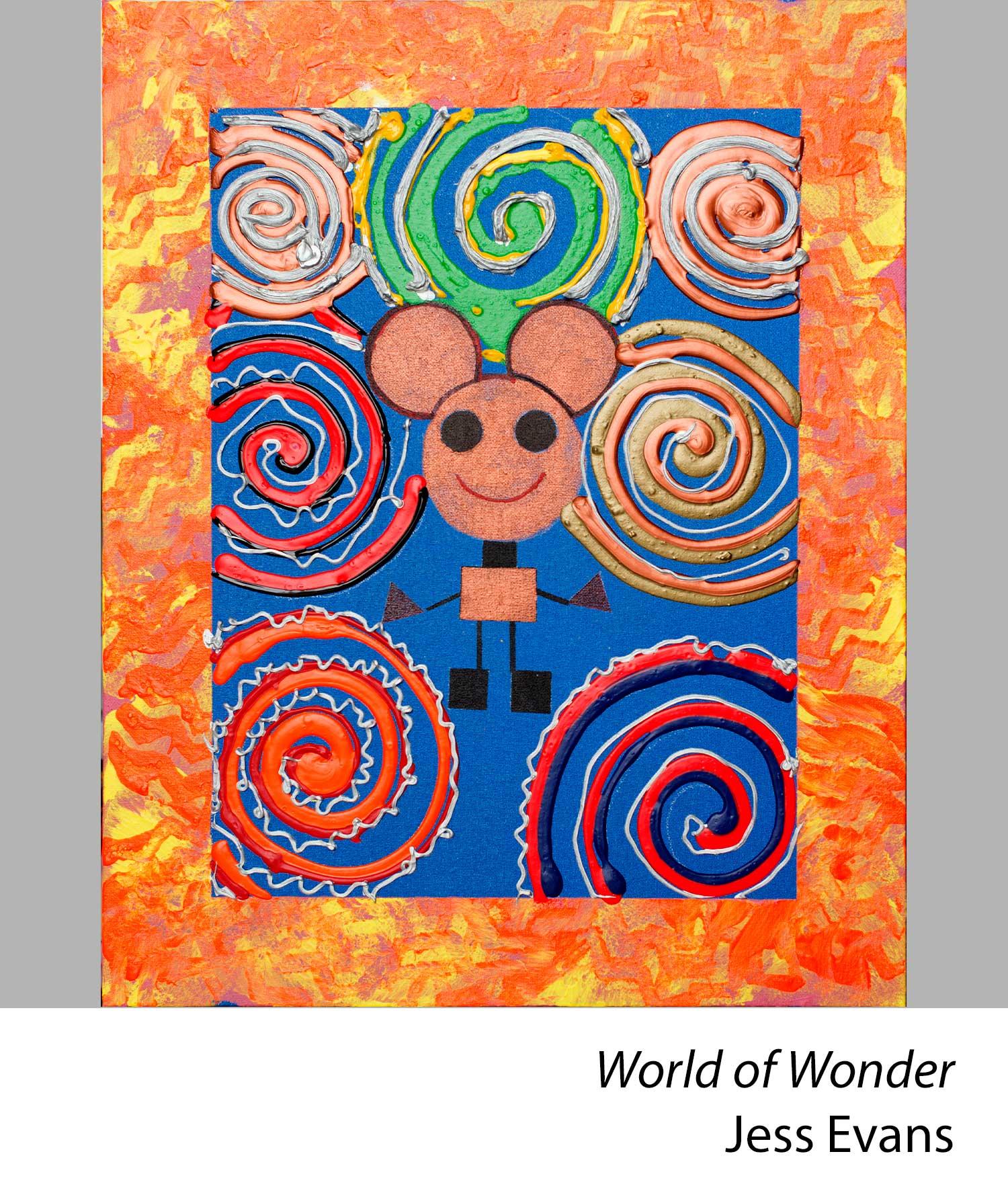 World of Wonder by Jess Evans