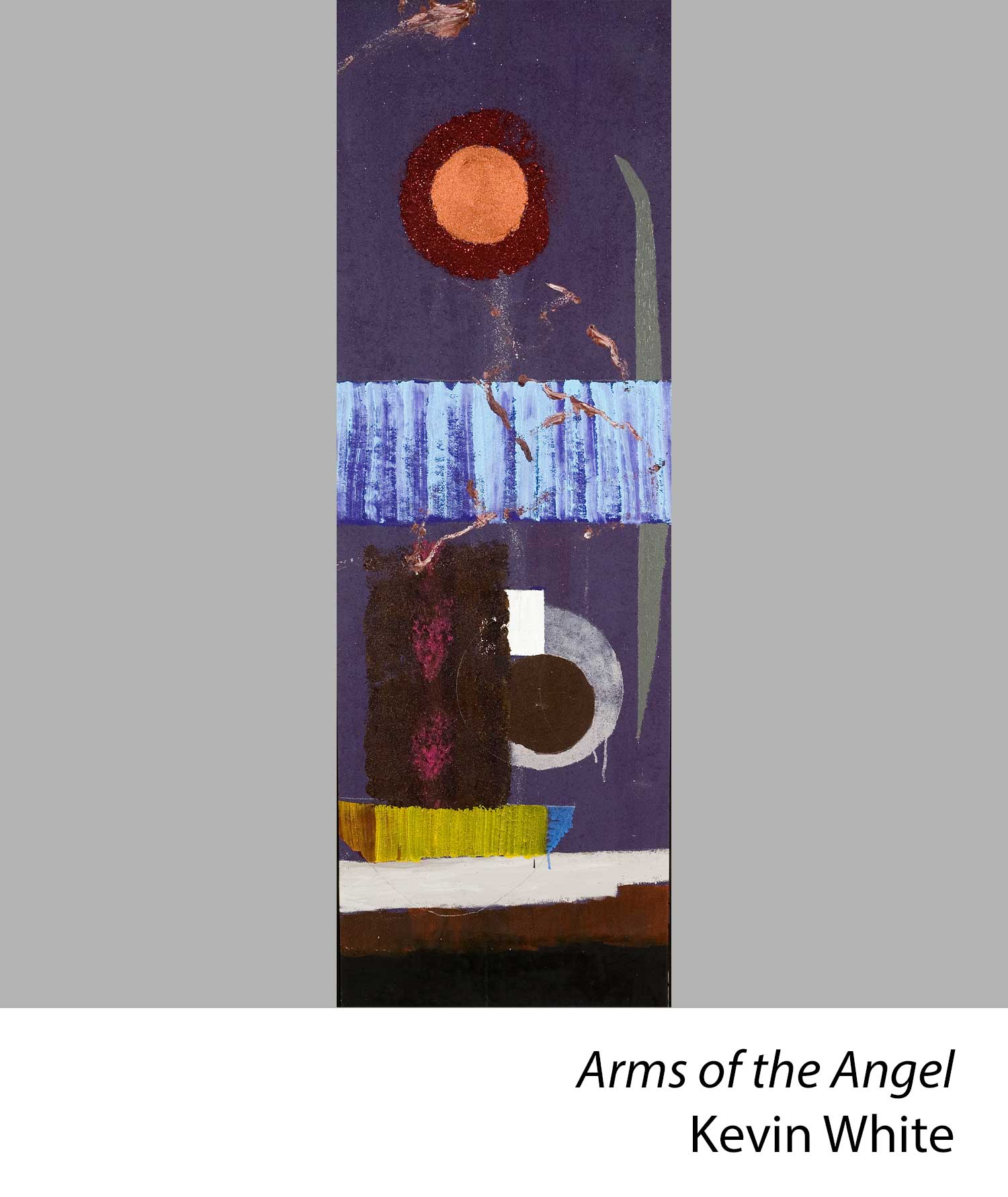 Arms of the Angel by Kevin White