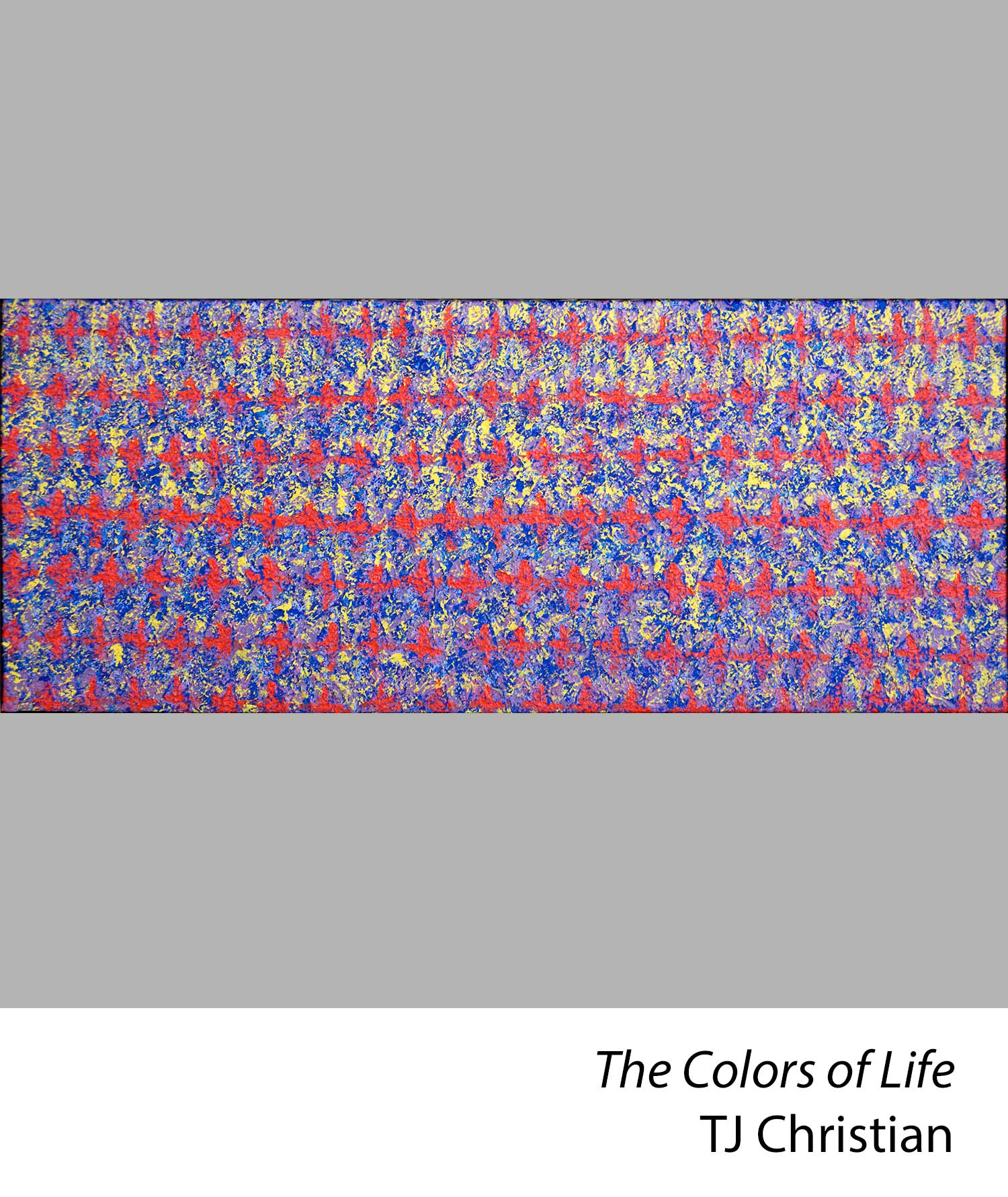 The Colors of Life by TJ Christian