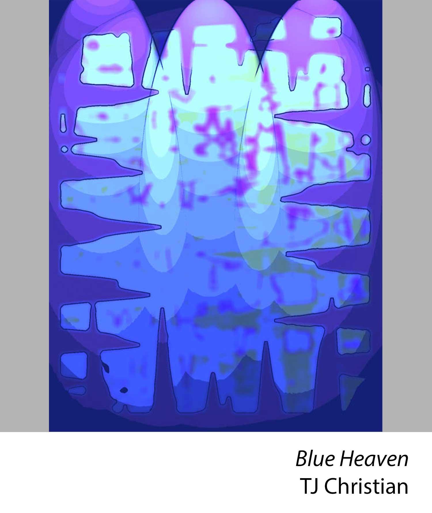 Blue Heaven by TJ Christian